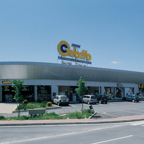 Centro commerciale Via Gagarin