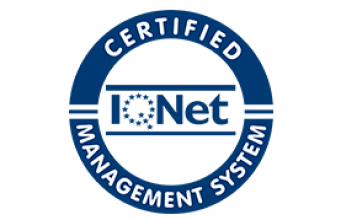 certificato iqnet management system giombini